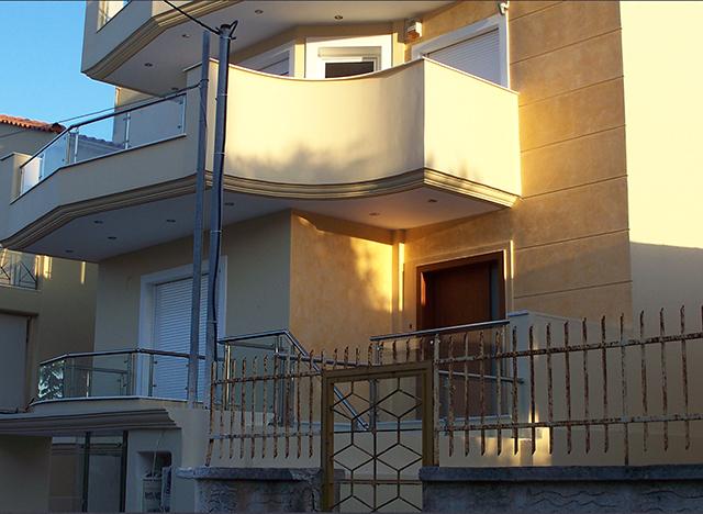 Μονοκατοικία-με-υπόγειο-στο-Πόρτο-Ράφτη-250-Τ.Μ